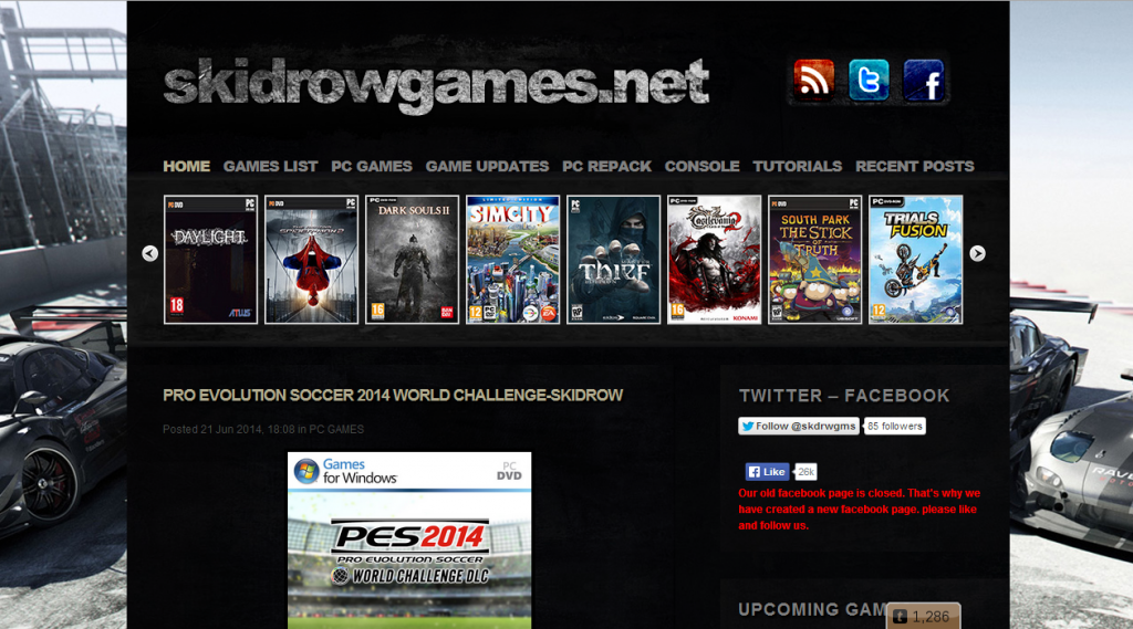 Situs Download Game PC Gratis